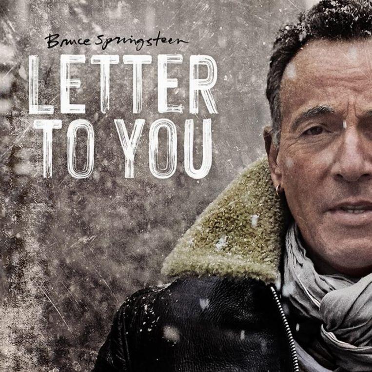 'Letter to You' is nu uit. Beeld K2 - Bruce Springsteen Album