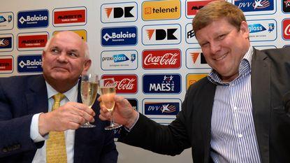 """Onze Chef voetbal: """"Je wil niet snel breken met een vrouw die jou drie jaar de hemel op aarde schonk"""""""