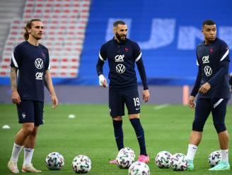 Frans buskruit: geen EK-aanvalslinie was dit seizoen zo productief als Griezmann, Benzema en Mbappé