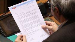 """Syrische Gemeenschap waarschuwde al in oktober voor visumfraude: """"Belgisch parlementslid betrokken"""""""