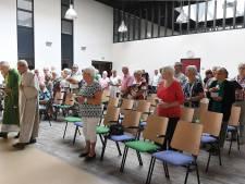 Gelovigen blijven nieuwe 'kerk' in Cuijk trouw