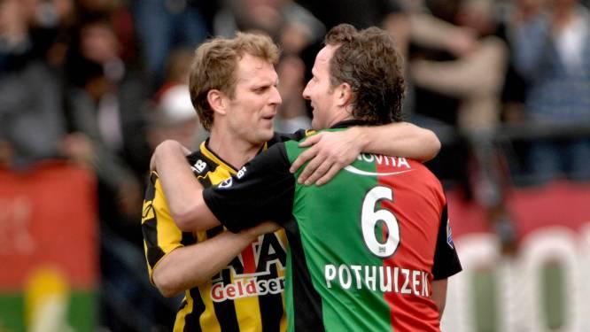 Patrick Pothuizen: 'De harde nederlaag met Vitesse was achteraf geen slechte herinnering, omdat NEC won'