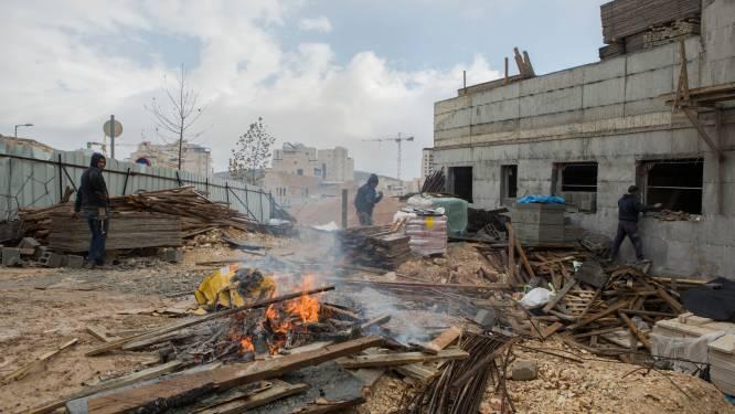 Vijf Europese landen vragen Israël om af te zien van nederzettingenbeleid