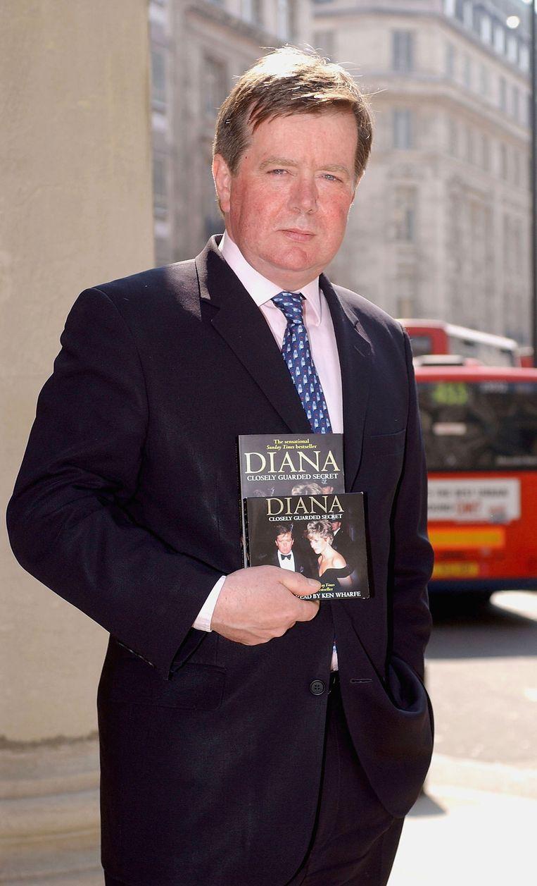 Ken Wharfe, ex-bodyguard van prinses Diana. Beeld UNKNOWN