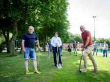Aftrap van beweegpark in Goor voor jong en oud, sporter en patiënt