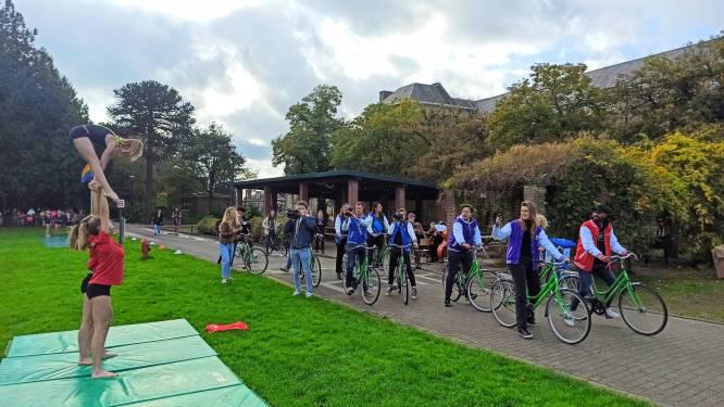 College ten Doorn ontvangt juryleden van 'De Strafste School 2021' met spectaculaire show