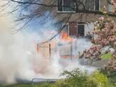 Buurt in actie nadat brand speeltuin in Etten-Leur verwoest: 'Hartverscheurend om reactie van kinderen te zien'