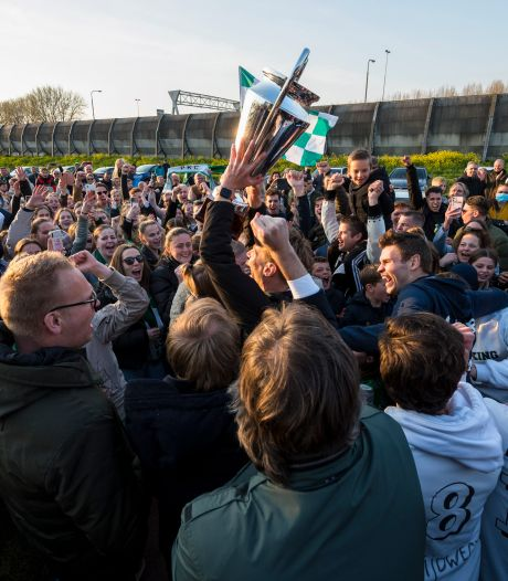 GGD: Vier personen positief getest na kampioensfeest PKC