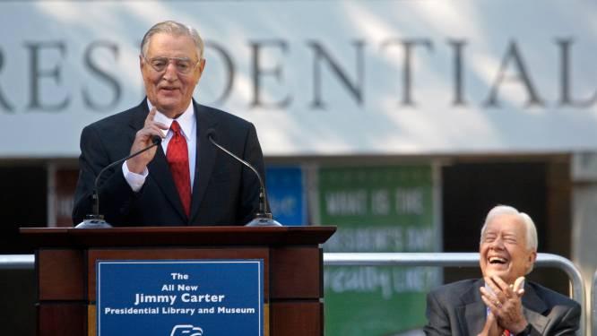 Oud-vicepresident VS Walter Mondale (93) overleden
