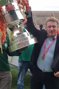 'The Champ' Pieter de Jongh ruikt zijn kans: 'Samen met Ten Cate breng ik Oranje terug aan de top'