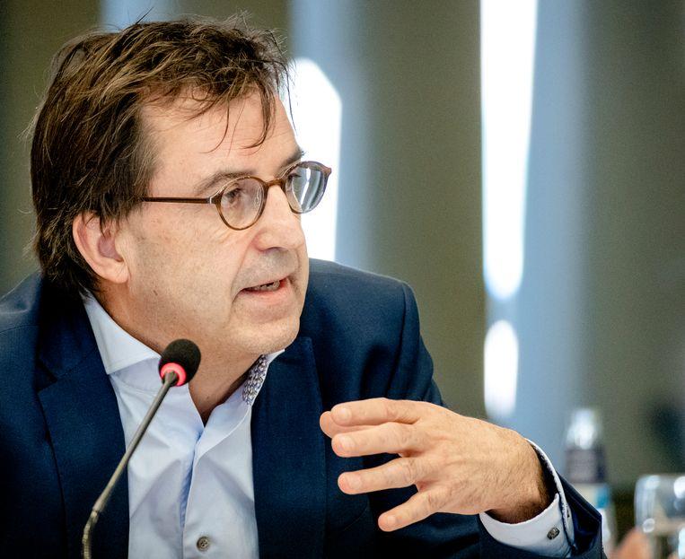 Diederik Gommers, voorzitter van de Nederlandse Vereniging voor Intensive Care. Beeld Hollandse Hoogte/ANP