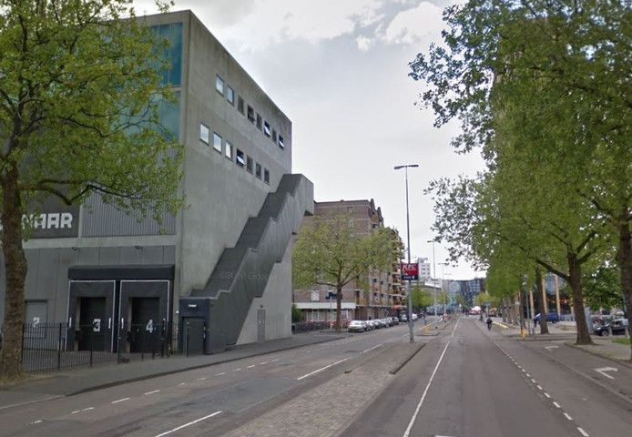 De Stationsweg in Eindhoven.