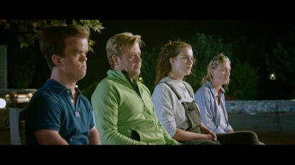 Bart, Jolien en Alina spelen finale 'De Mol'