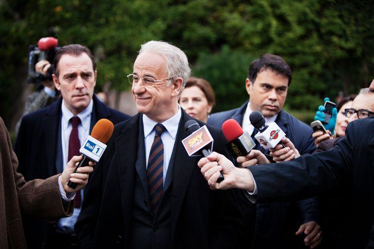 Toni Servillo in 'Viva la Libertà'. Beeld rv