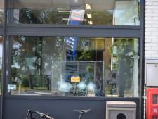 Ruit vernield bij poging tot inbraak bij tankstation in Groesbeek