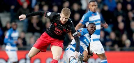 Strafschop doet De Graafschap de das om tegen FC Utrecht
