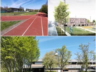 Meer groen en minder verkeer: Halle bevraagt inwoners over toekomstplan sportsite De Bres