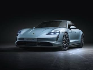 Porsche maakt elektrische Taycan pak goedkoper