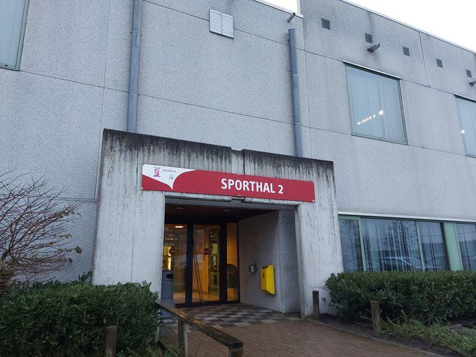 Sporthal 2.