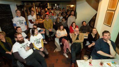 Heilig Huisken supportert voor Eva Brijs, Antwerpse kandidate in De Mol