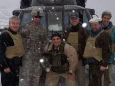 Afghaanse redder Joe Biden veilig land uit na weken onderduiken voor taliban