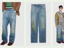 Fermier chic? Gucci vend un jean taché d'herbe à un prix astronomique