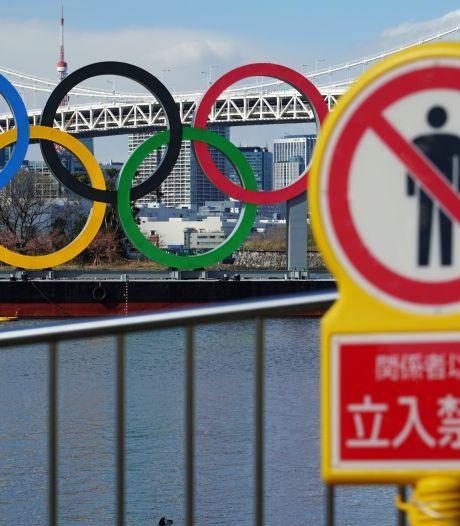 Japan staat geen buitenlandse toeschouwers toe bij Olympische Spelen