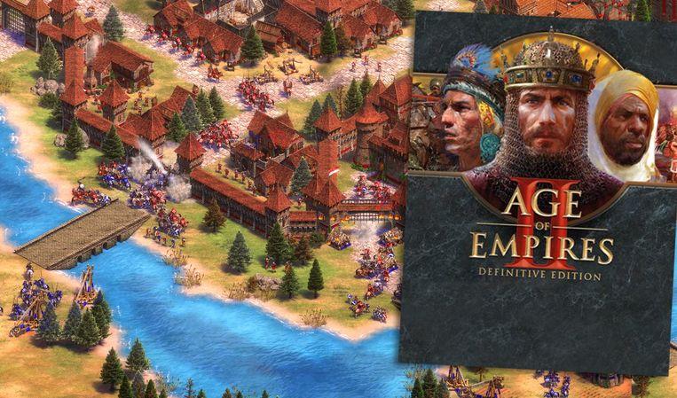 De vernieuwde versie van Age of Empires II is top!