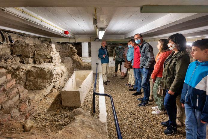 Ter ere van de plaatsing op de Unesco Werelderfgoedlijst worden in de kerk van Elst rondleidingen gegeven waarbij men de Romeinse resten in een 'kruipruimte' onder de vloer kan aanschouwen.