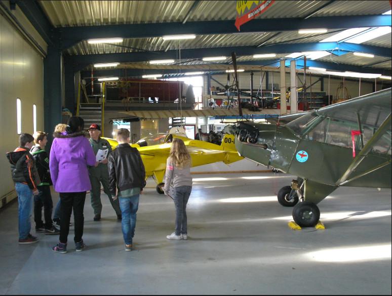 Vliegend Museum Seppe