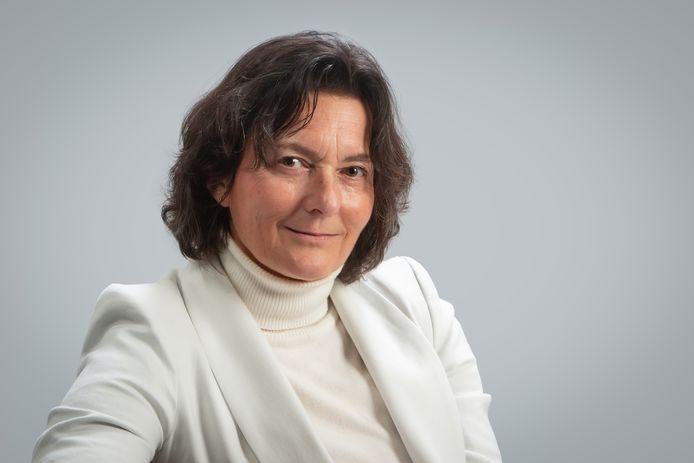 Saskia van der Lyke, nieuwe hoogste baas bij Velps-Arnhemse zorgorganisatie Innoforte.