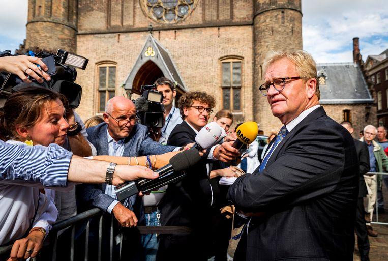 Hans de Boer.  Beeld Hollandse Hoogte /  ANP