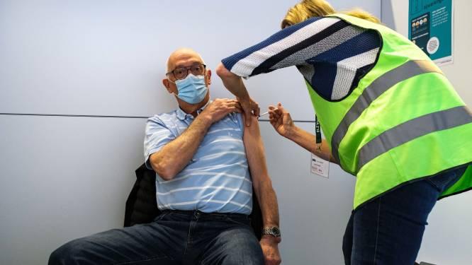 Drempel van drie miljoen vaccinaties overschreden, al 92,5 procent van Vlaamse 75- tot 84-jarigen liet zich inenten