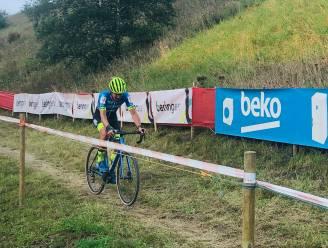 """Arne Baers komt ten val op de mijnterril in Beringen: """"Risico's nemen, hoort erbij"""""""