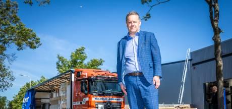 Voorzitter ondernemersvereniging Steven Corijn benoemd tot erelid