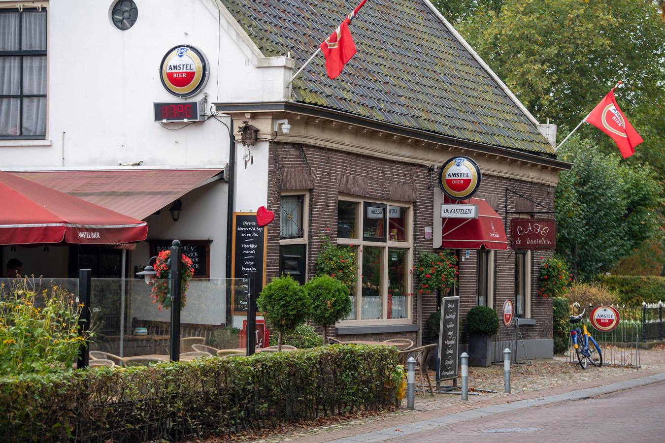 Café De Kastelein in Ruinerwold.
