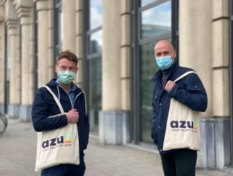 Al wandelend aan een job geraken: Stad Gent en Travi zorgen voor openluchtsollicitaties om drempel te verlagen voor werkzoekenden