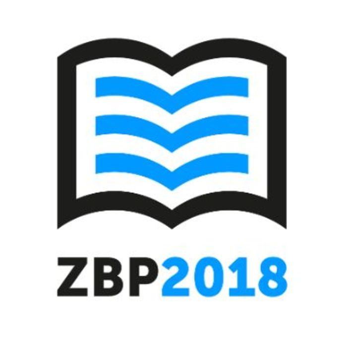 Logo van de Zeeuwse Boekenprijs 2018.