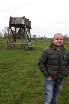 Nieuwe uitkijktoren in Nijnsel ter nagedachtenis aan Mari de Wit; 'Dit stukje van ons pap wil ik behouden'