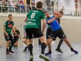 Vlag in top bij handballers van HC Zeeland na dubbelslag