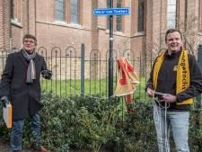 'Heroïsch stuk Cuijk' mag zich voortaan straat noemen