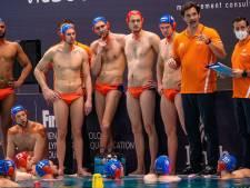 Waterpoloërs op kwalificatietoernooi kansloos tegen Kroatië