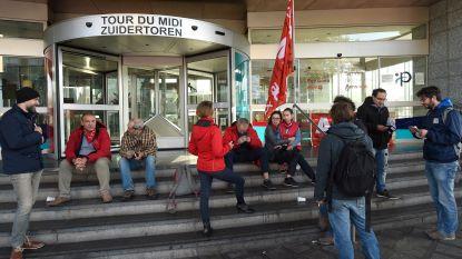 ABVV voert actie tegen pensioenhervorming