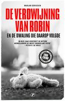 De cover van het boek De Verdwijning van Robin.
