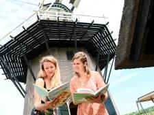 De Kookhoek voor kinderen gaat van start bij molen in Balkbrug: daar komt het meel vandaan