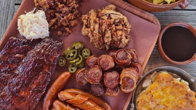 """Limburgse slow barbecue komt voor een dag naar Gent: """"Authentiek Amerikaanse barbecuegerechten"""""""