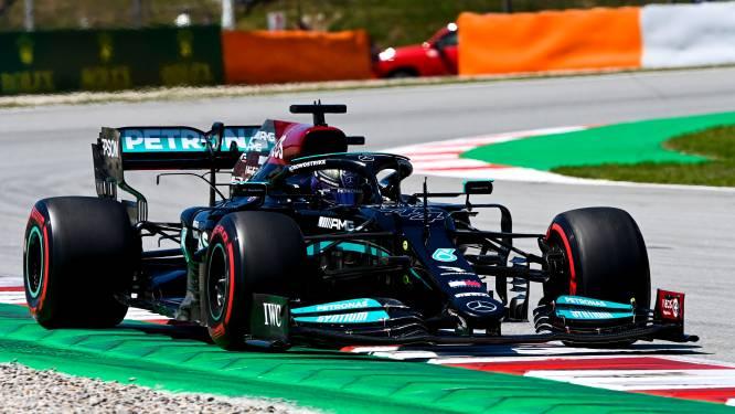 Straffe mijlpaal: Lewis Hamilton verovert in Spanje honderdste pole uit carrière
