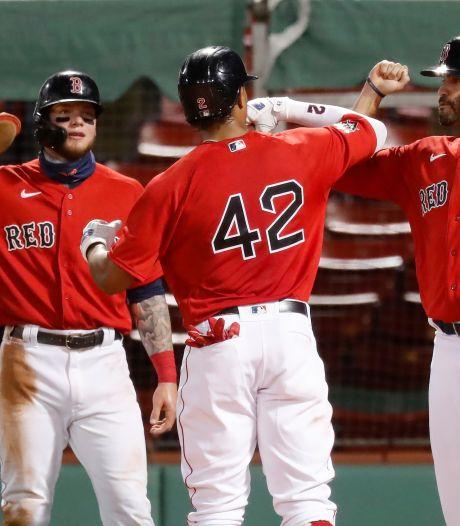 Bogaerts slaat Red Sox langs kampioen MLB