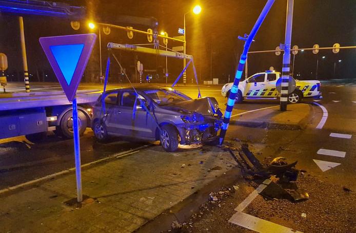 De gestolen auto is teruggevonden in Oisterwijk