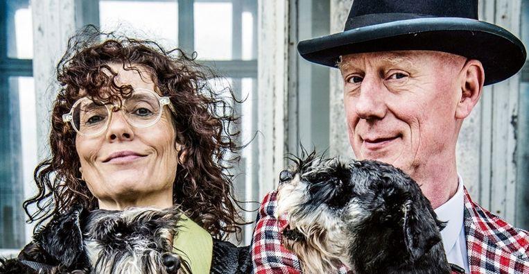 Katia Belloy en Herr Seele.